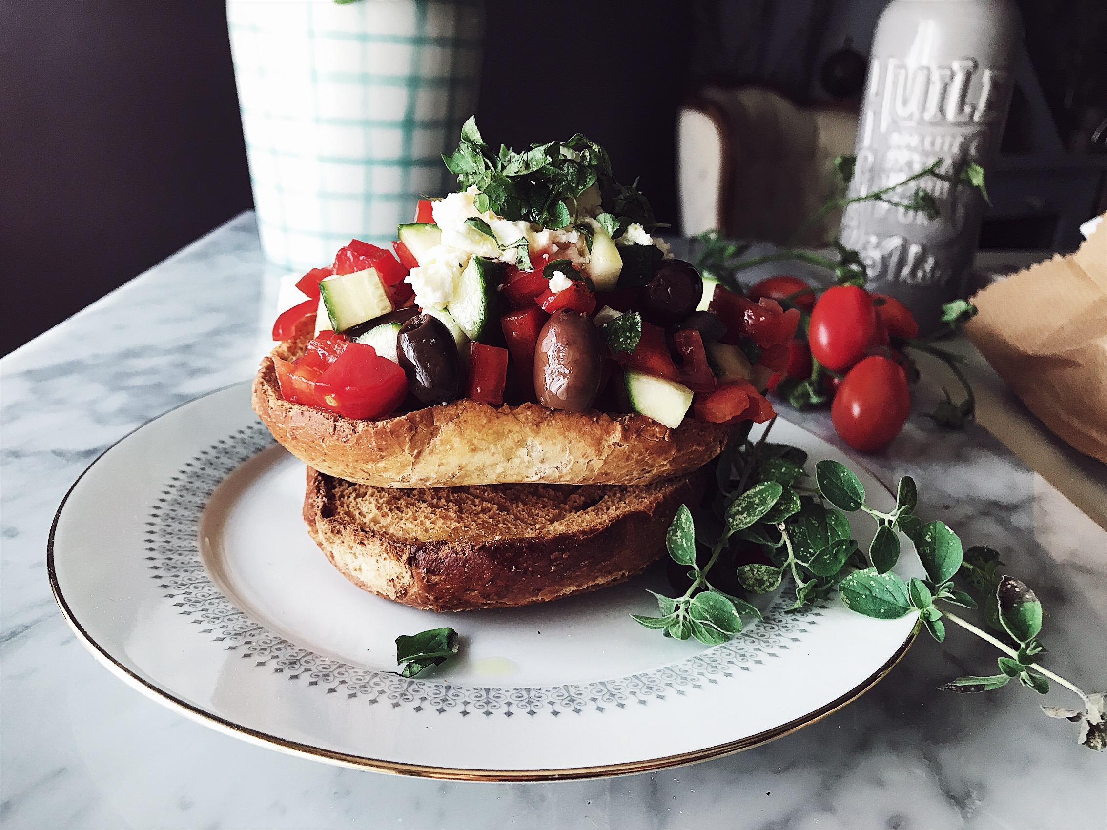 l'insalata cretese