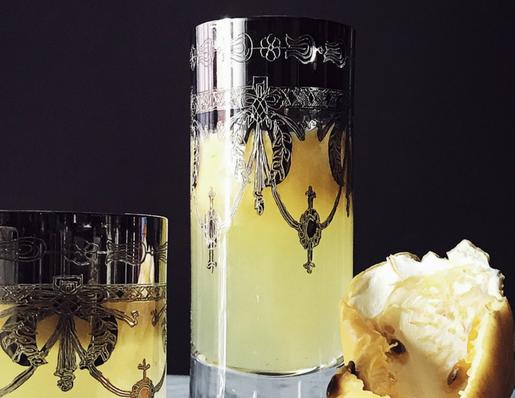 limonata di frutto della passione
